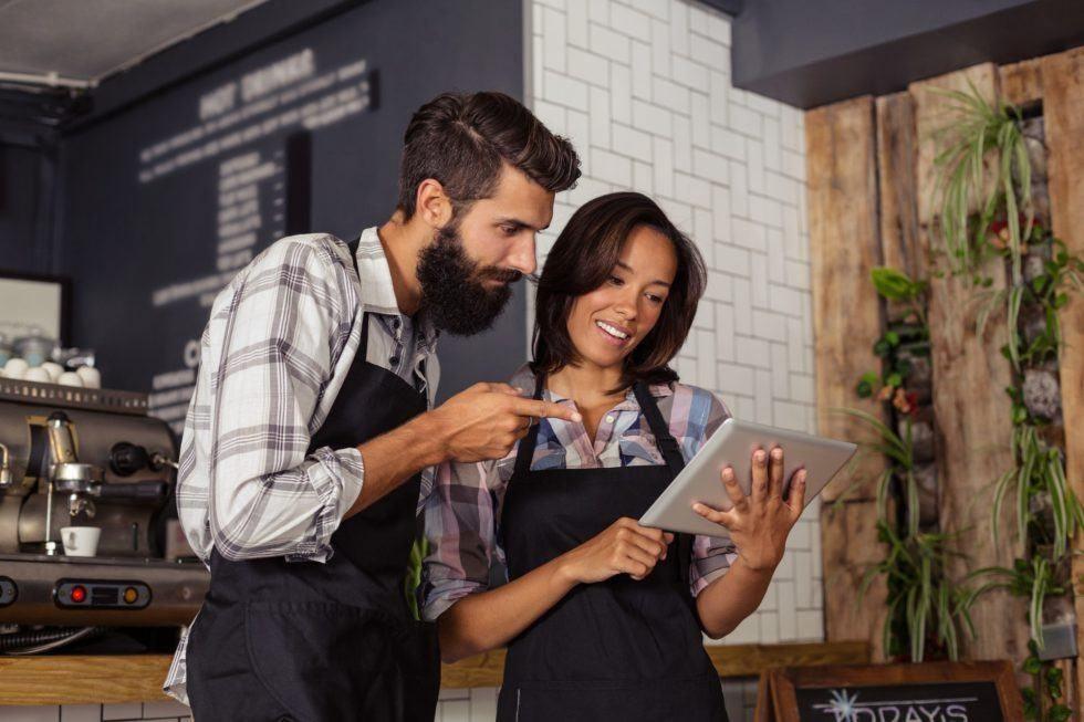 waitress resumes